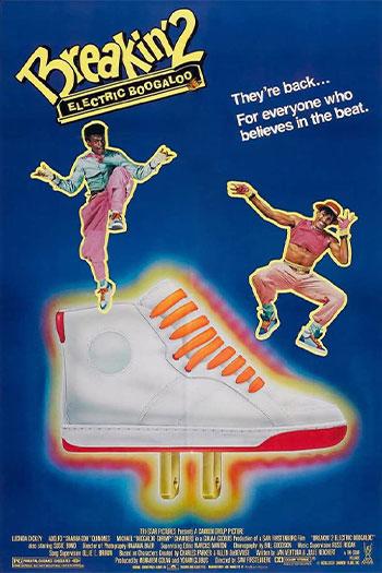 دانلود زیرنویس فیلم Breakin' 2: Electric Boogaloo 1984
