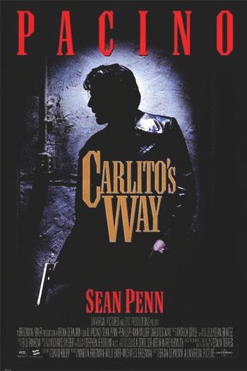دانلود زیرنویس فیلم Carlito's Way 1993