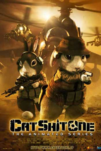 دانلود زیرنویس انیمیشن Cat Shit One 2010