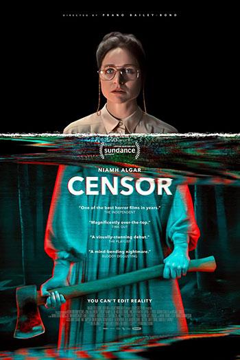 دانلود زیرنویس فیلم Censor 2021