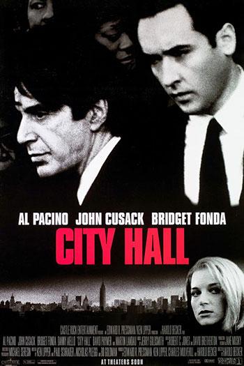 دانلود زیرنویس فیلم City Hall 1996