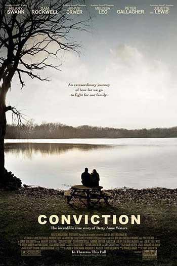 دانلود زیرنویس فیلم Conviction 2010