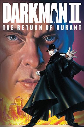 دانلود زیرنویس فیلم Darkman II: The Return of Durant 1995