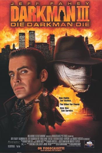 دانلود زیرنویس فیلم Darkman III: Die Darkman Die 1996