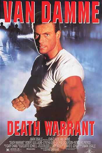 دانلود زیرنویس فیلم Death Warrant 1990