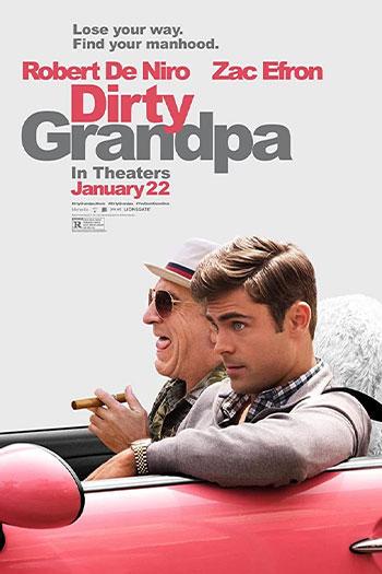 دانلود زیرنویس فیلم Dirty Grandpa 2016