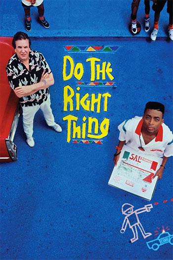 دانلود زیرنویس فیلم Do the Right Thing 1989