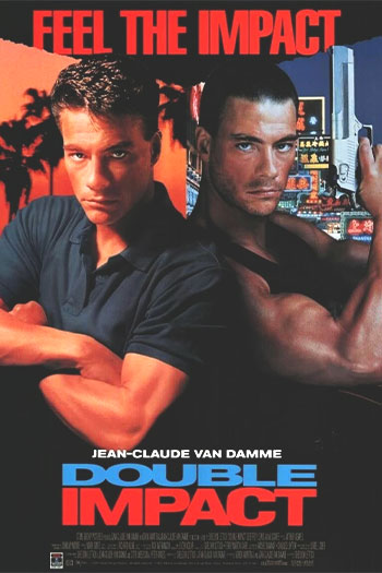 دانلود زیرنویس فیلم Double Impact 1991
