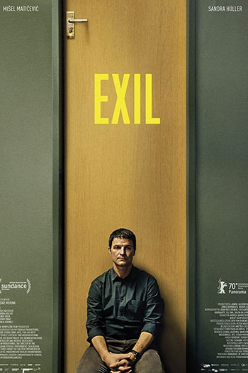دانلود زیرنویس فیلم Exile 2020