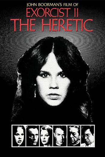 دانلود زیرنویس فیلم Exorcist II: The Heretic 1977