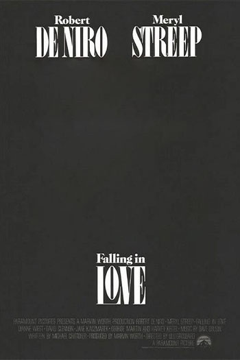 دانلود زیرنویس فیلم Falling in Love 1984