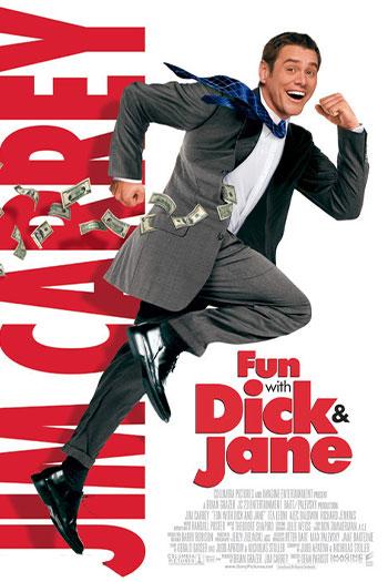 دانلود زیرنویس فیلم Fun with Dick and Jane 2005