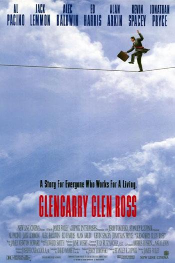 دانلود زیرنویس فیلم Glengarry Glen Ross 1992