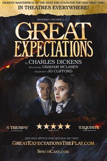 دانلود زیرنویس فیلم Great Expectations 2012
