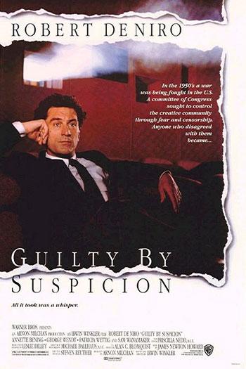 دانلود زیرنویس فیلم Guilty by Suspicion 1991