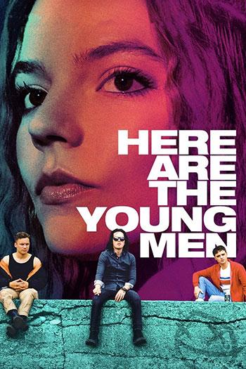 دانلود زیرنویس فیلم Here Are the Young Men 2020