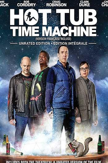 دانلود زیرنویس فیلم Hot Tub Time Machine 2010