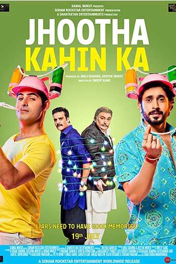 دانلود زیرنویس فیلم Jhootha Kahin Ka 2019