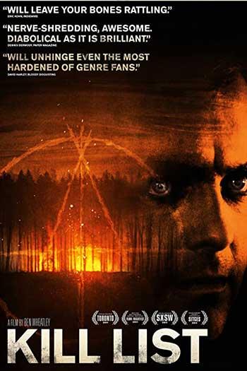 دانلود زیرنویس فیلم Kill List 2011