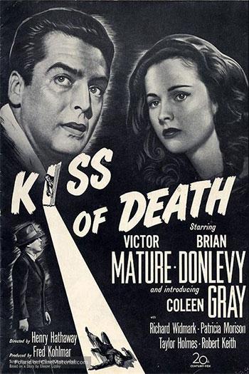 دانلود زیرنویس فیلم Kiss of Death 1947
