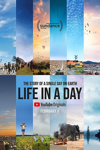 دانلود زیرنویس مستند Life in a Day 2020 (2021)