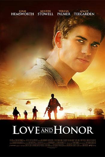 دانلود زیرنویس فیلم Love and Honor 2012