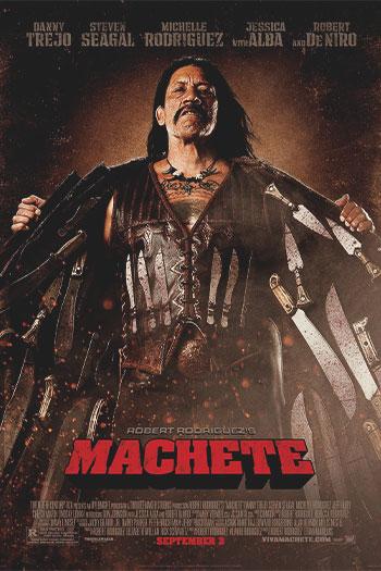 دانلود زیرنویس فیلم Machete 2010