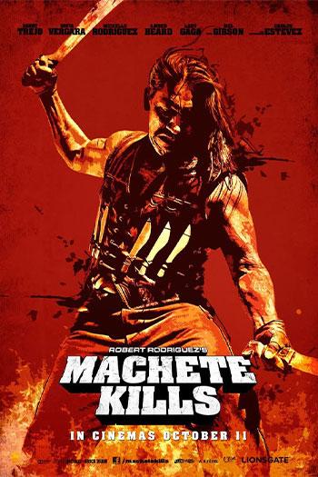 دانلود زیرنویس فیلم Machete Kills 2013
