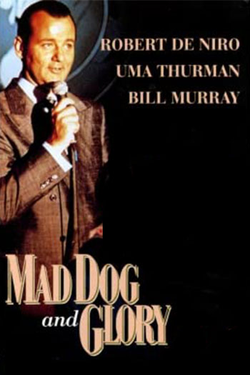 دانلود زیرنویس فیلم Mad Dog and Glory 1993