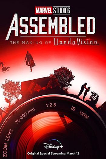 دانلود زیرنویس مستند سریالی Marvel Studios: Assembled