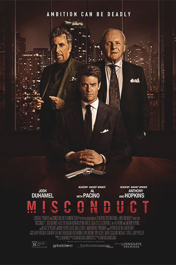 دانلود زیرنویس فیلم Misconduct 2016