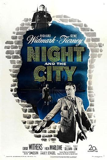 دانلود زیرنویس فیلم Night and the City 1950