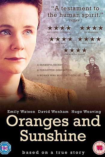 دانلود زیرنویس فیلم Oranges and Sunshine 2010