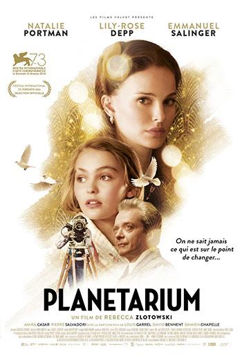 دانلود زیرنویس فیلم Planetarium 2016