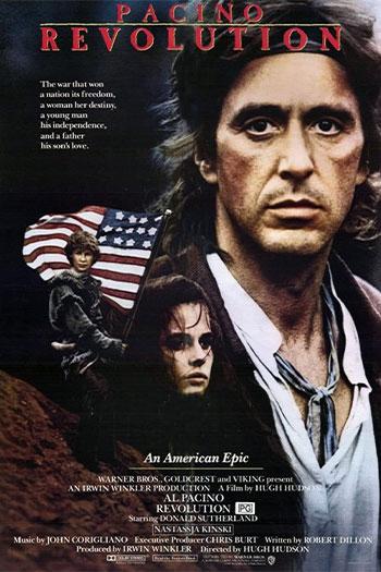 دانلود زیرنویس فیلم Revolution 1985