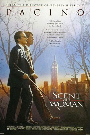 دانلود زیرنویس فیلم Scent of a Woman 1992