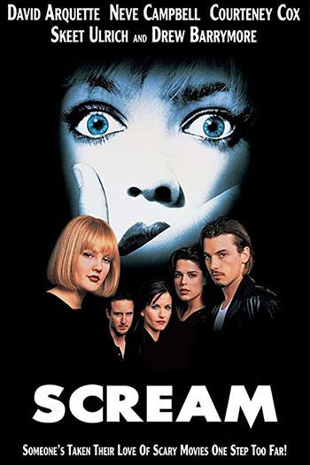 دانلود زیرنویس فیلم Scream 1996