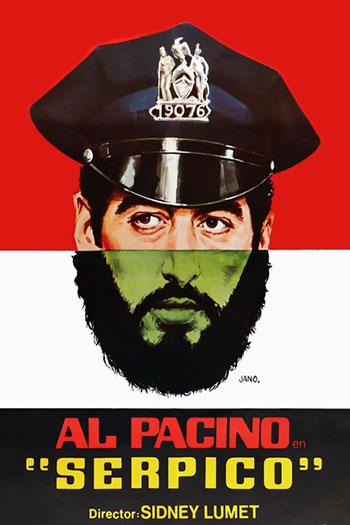 دانلود زیرنویس فیلم Serpico 1973