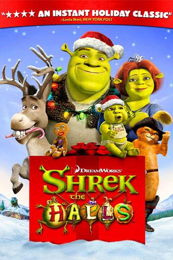 دانلود زیرنویس انیمیشن Shrek the Halls 2007