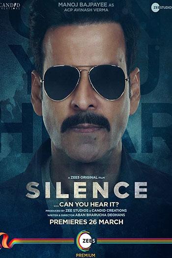 دانلود زیرنویس فیلم Silence Can You Hear It 2021