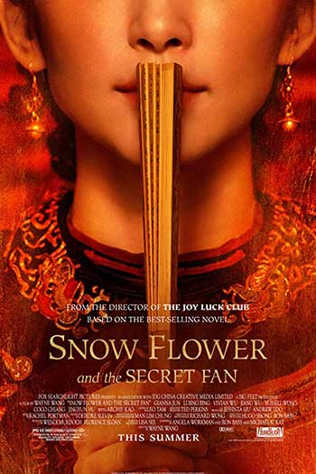 دانلود زیرنویس فیلم Snow Flower and the Secret Fan 2011