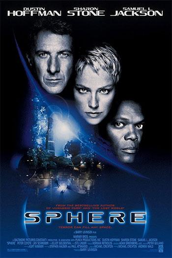 دانلود زیرنویس فیلم Sphere 1998