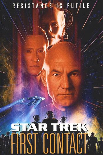 دانلود زیرنویس فیلم Star Trek: First Contact 1996