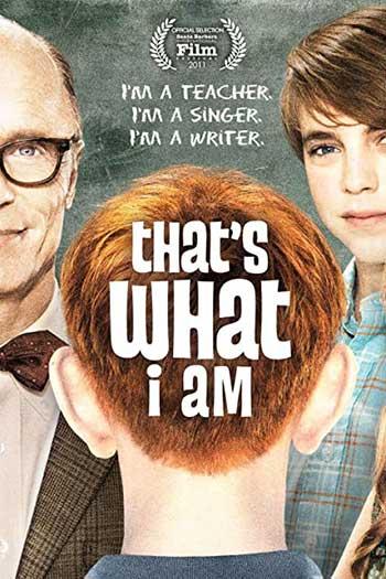 دانلود زیرنویس فیلم Thats What I Am 2011