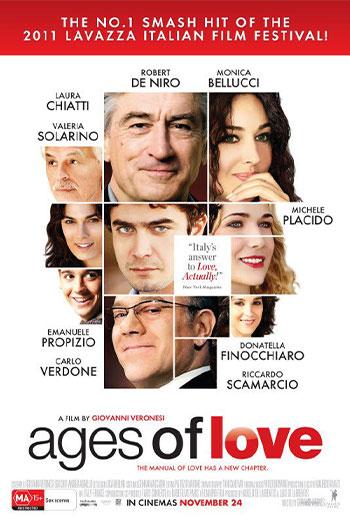 دانلود زیرنویس فیلم The Ages of Love 2011