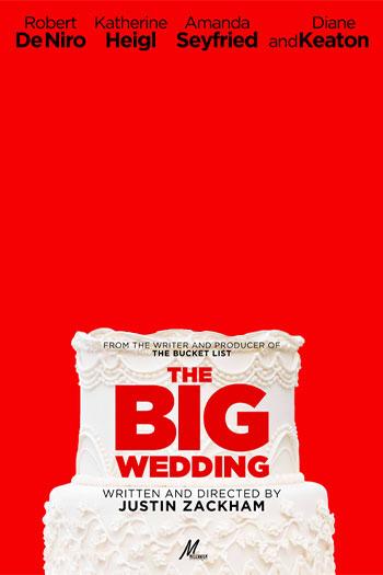 دانلود زیرنویس فیلم The Big Wedding 2013
