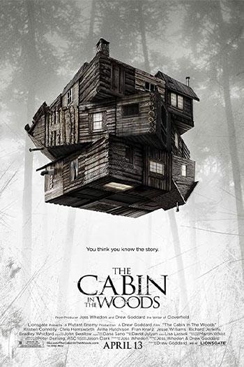 دانلود زیرنویس فیلم The Cabin in the Woods 2011