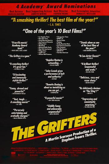 دانلود زیرنویس فیلم The Grifters 1990