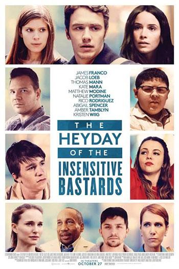 دانلود زیرنویس فیلم The Heyday of the Insensitive Bastards 2017