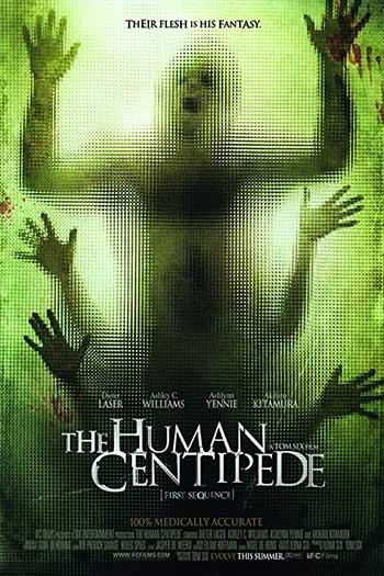 دانلود زیرنویس فیلم The Human Centipede 2009